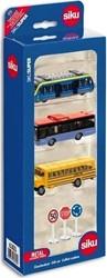 Siku Geschenkset Bus/tram 6303