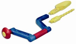 Spielstabil  zandspeelgoed sand drill combi