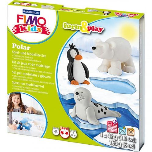 Fimo kids klei polar