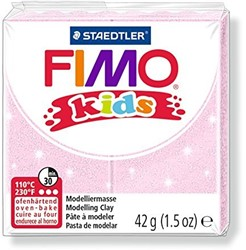 Fimo  kids klei - licht rose