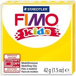 Fimo  kids klei - geel