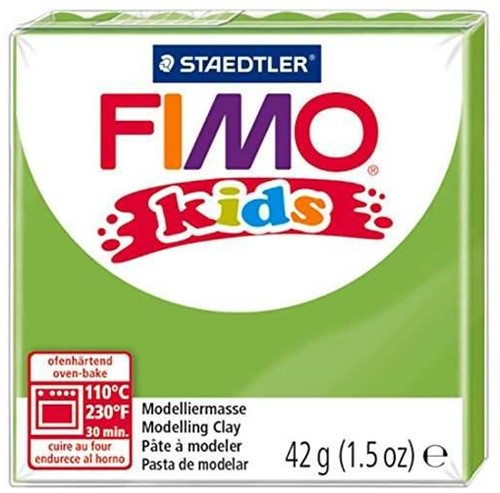 Fimo  kids klei - lichtgroen