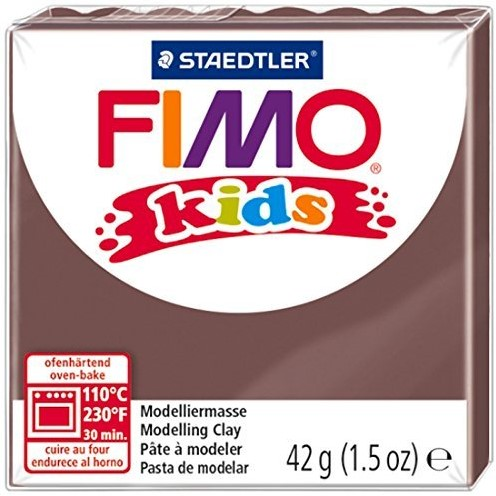 Fimo  kids klei - bruin