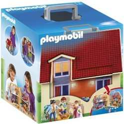 Playmobil Dollhouse - Mijn meeneempoppenhuis 5167