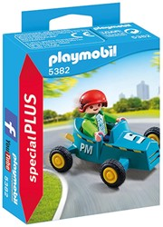 Playmobil - Special Plus - Jongen met cart