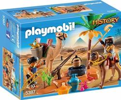 Playmobil  History Grafrovers met Egyptische scha 5387