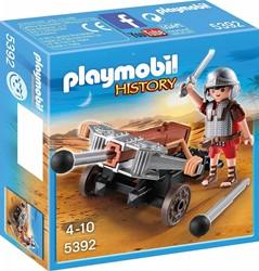 Playmobil  History Romeinse soldaat met ballista 5392