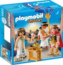 Playmobil  History Caesar en Cleopatra 5394