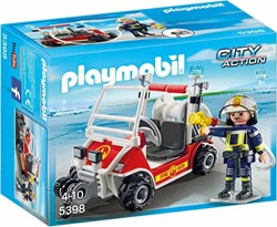 Playmobil  Action Brandweerbuggy 5398