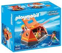 Playmobil  City Action Reddingsvlot met drenkelingen 5545
