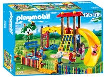 Playmobil  City Life speeltuintje 5568
