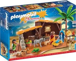 Playmobil Christmas - Grote Kerststal 5588