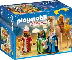 Playmobil  History 3 koningen met cadeaus 5589
