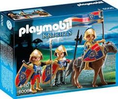 Playmobil Knights Verkenners van de Leeuwenridders 6006