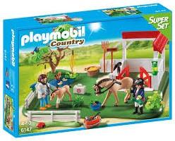 Playmobil  Country Superset Eerste hulp 6147