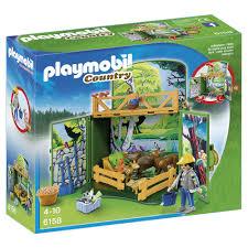 Playmobil Country Speelbox Leven in het bos