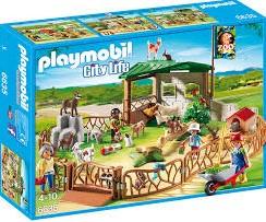 Playmobil  City Life Grote kinderboerderij 6635