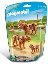 Playmobil  City Life Tijgers met welp 6645