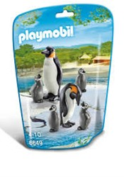 Playmobil  City Life Pinguins met jongen 6649
