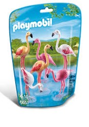 Playmobil  City Life Groep flamingo's 6651