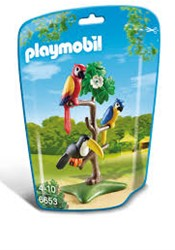 Playmobil  City Life Papegaaien en toekan 6653