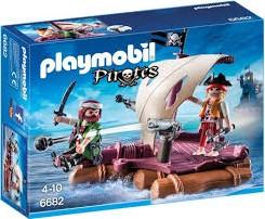 Playmobil Pirates - Piratenvlot  6682
