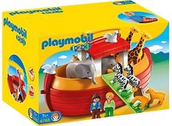 Playmobil  1.2.3. Meeneem Ark van Noach 6765