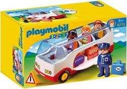 Playmobil  1.2.3. Autobus 6773