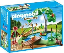 Playmobil  Country Visvijver 6816