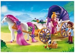 Playmobil  Princess Koninklijke koets met paard 6856