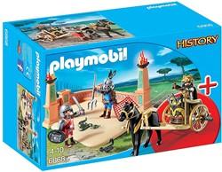 Playmobil History Starterset arena met gladiator 6868