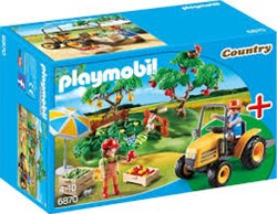 Playmobil  Country Starter Set Boomgaard 6870