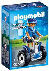 Playmobil City Action - Politieagente met balans racer  6877