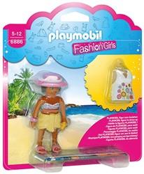 Playmobil  Fashion Girl Strand 6886