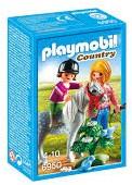 Playmobil  Country Ponyrijden met mama 6950