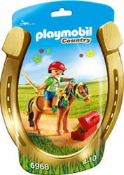 Playmobil  Country Pony om te versieren bloem 6968