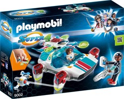 Playmobil  Super 4 FulguriX met Gene 9002