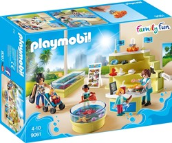 Playmobil  FamilyFun Aquariumshop 9061