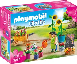 Playmobil  City Life Bloemist 9082