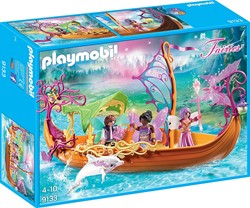 Playmobil  Fairies Magische feeenboot 9133