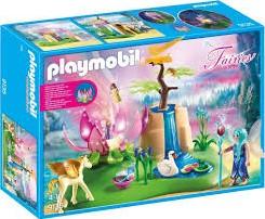 Playmobil  Fairies Betoverde weide met feeenbaby 9135