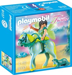 Playmobil Fairies - Waterfee met paard  9137