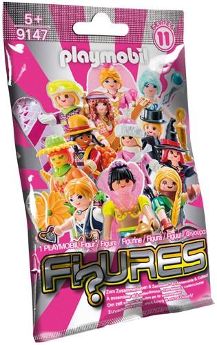 Playmobil  Figures Girls (serie 11) 9147