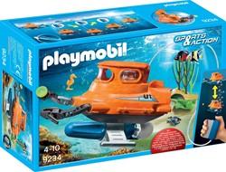 Playmobil - Sports & Action - Duikklok met onderwatermotor