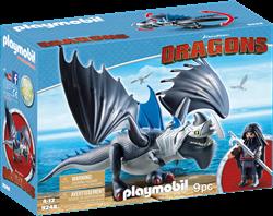 Playmobil Dragons Drako en bepantserde draak 9248