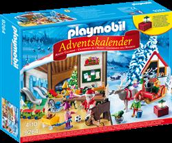 Playmobil Christmas Adventkalender 2017