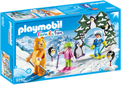 Playmobil Family Fun Skischooltje 9282