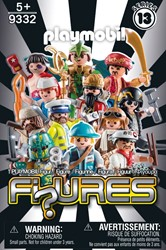 Playmobil figures boys serie 13