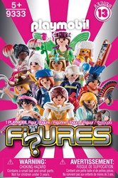 Playmobil figures girls serie 13