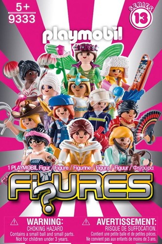 Playmobil figures girls serie 13